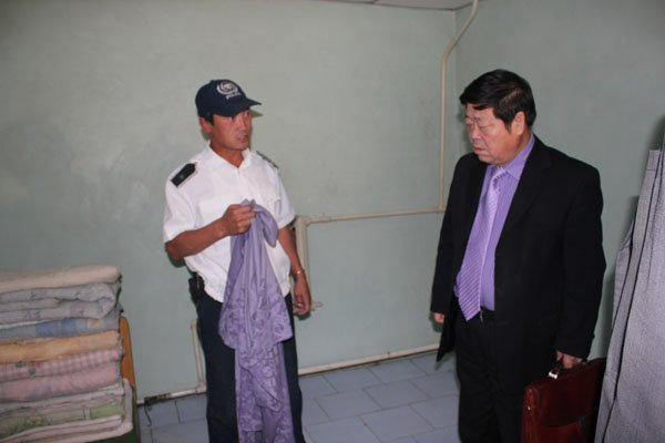 """""""Human Rights Open Day"""", outreach campaign organized by the NHRCM in Dundgobi Province from Sep 19 to Sep 21, 2011."""