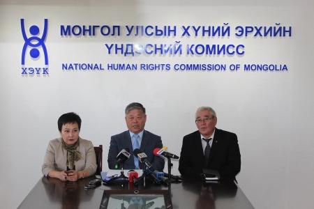 Ази, Номхон Далайн бүс нутгийн Хүний эрхийн Үндэсний Байгууллагуудын Чуулганы ээлжит 20 дугаар хурал болон хоёр жил тутмын Бага хурлыг Монгол Улсад зохион байгуулна