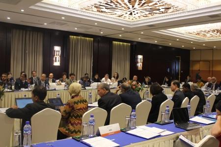 Ази Номхон Далайн Хүний эрхийн Үндэсний байгууллагууд  Монгол Улсад чуулж байна