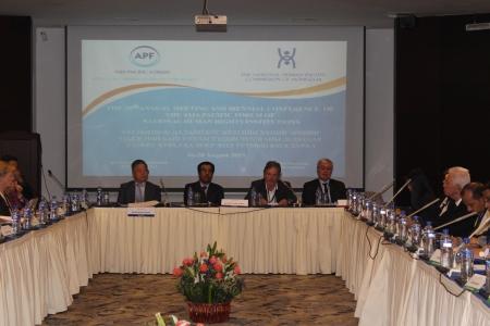 Монгол Улсын Хүний эрхийн Үндэсний Комисс Ази Номхон Далайн бүс нутгийн Хүний эрхийн Үндэсний Байгууллагуудын Чуулганыг тэргүүлэн ажиллаж эхэллээ
