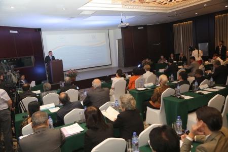 Ази, Номхон далайн бүсийн Хүний эрхийн Үндэсний Байгууллагуудын чуулганы ээлжит 20 дугаар хуралд оролцогчдод Монгол Улсын Их Хурлын дарга З.Энхболдоос хүргүүлсэн илгээлт