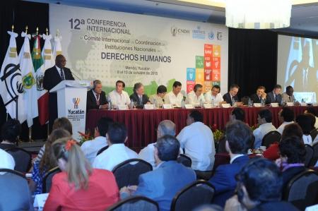 Хүний эрхийн Үндэсний Байгууллагууд тогтвортой хөгжлийн зорилтуудыг хэрэгжүүлэхэд гүйцэтгэх үүрэг, хариуцлагаа тодорхойлж байна